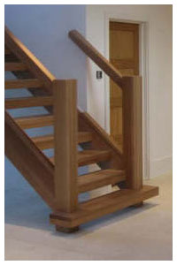 townsend Oak Staircase