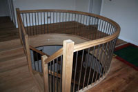 Curved Handrails