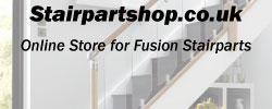 Stairpartshop.co.uk a leading online store for fusion