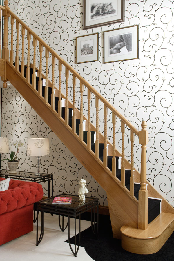 Clive Durose Palace Stair Spindles