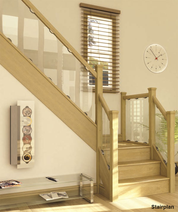 Axxys Clearview the new glass balustrade option