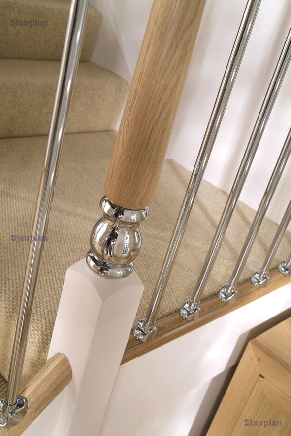 Axxys The New Style Of Stair Balustrading