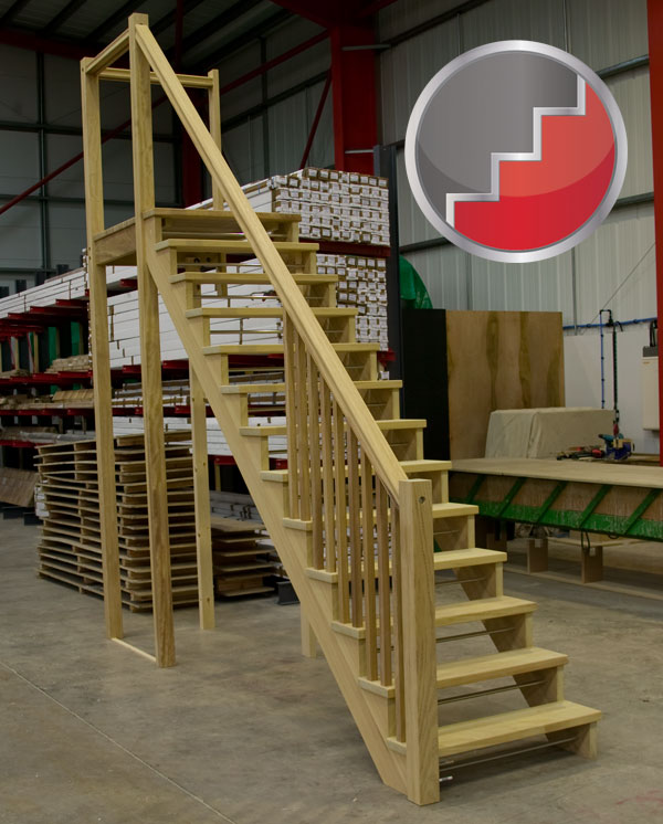 External Staircases External Timber Staircases From Stairplan