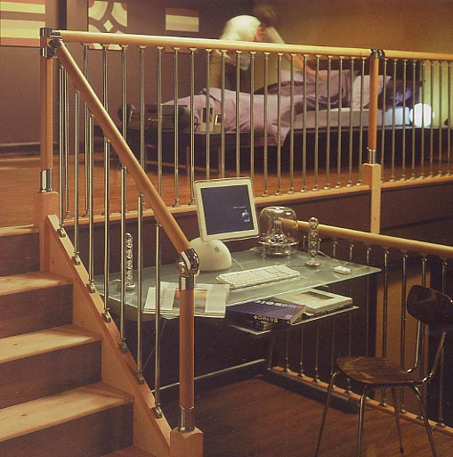 Exceptional Fusion Handrail System