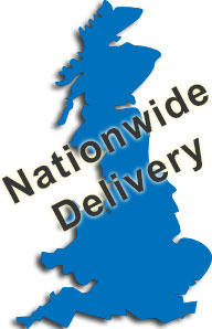 Nationwide delivery accross the uk