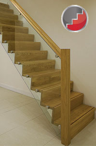 ideas Wooden Stair Designs UK manufacturer