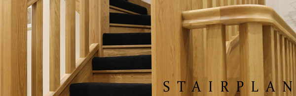 new manhattan stair tread design shown in oak se it in our stair showroom
