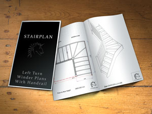 timber staircase design plan selectors