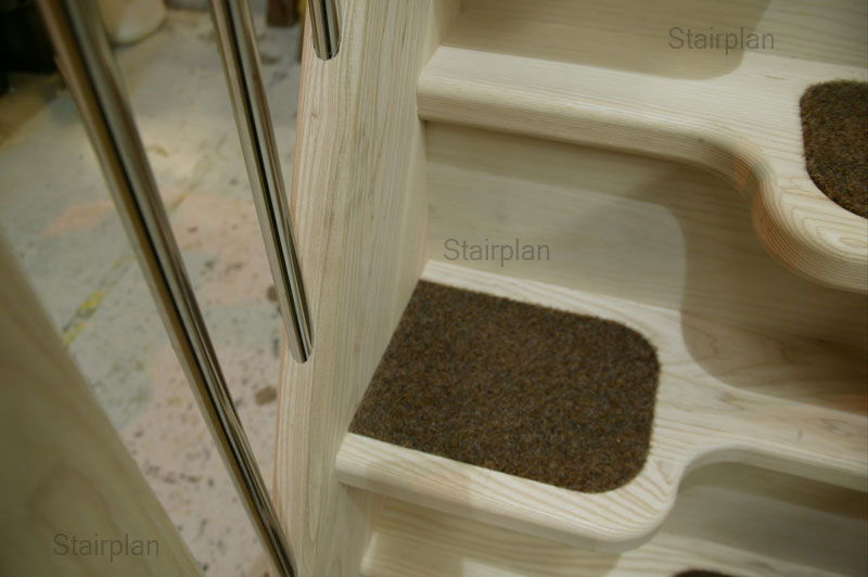 Quality staircase construction