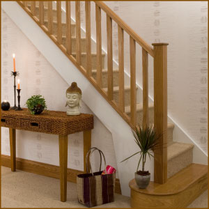 Oak Stairparts Order The Select Oak Balustrade Parts Online