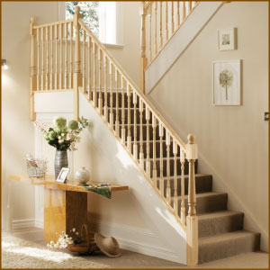 Pine Stairparts