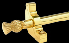 Arran Brass Stair Rods
