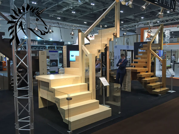 V-Vision staircase grand designs live